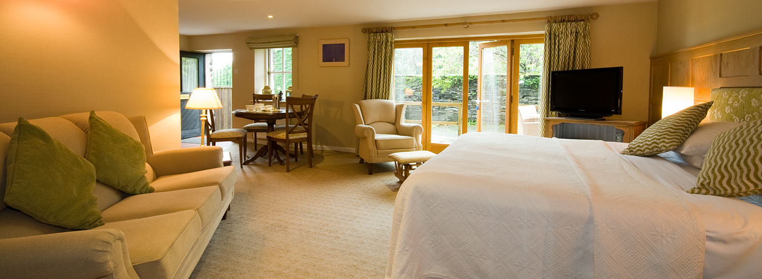 Mulberry offers spacious self catering accommodation for 2 people